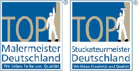 TOP Malermeister und TOP Stuckateurmeister